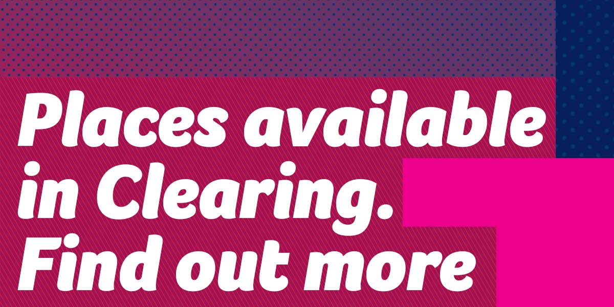 Places available in Clearing. Find out more.
