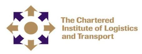 Chartered Institute of Logistics and Transport (CILT) logo