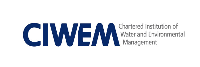 Chartered Institution of Water and Environmental Management (CIWEM) logo