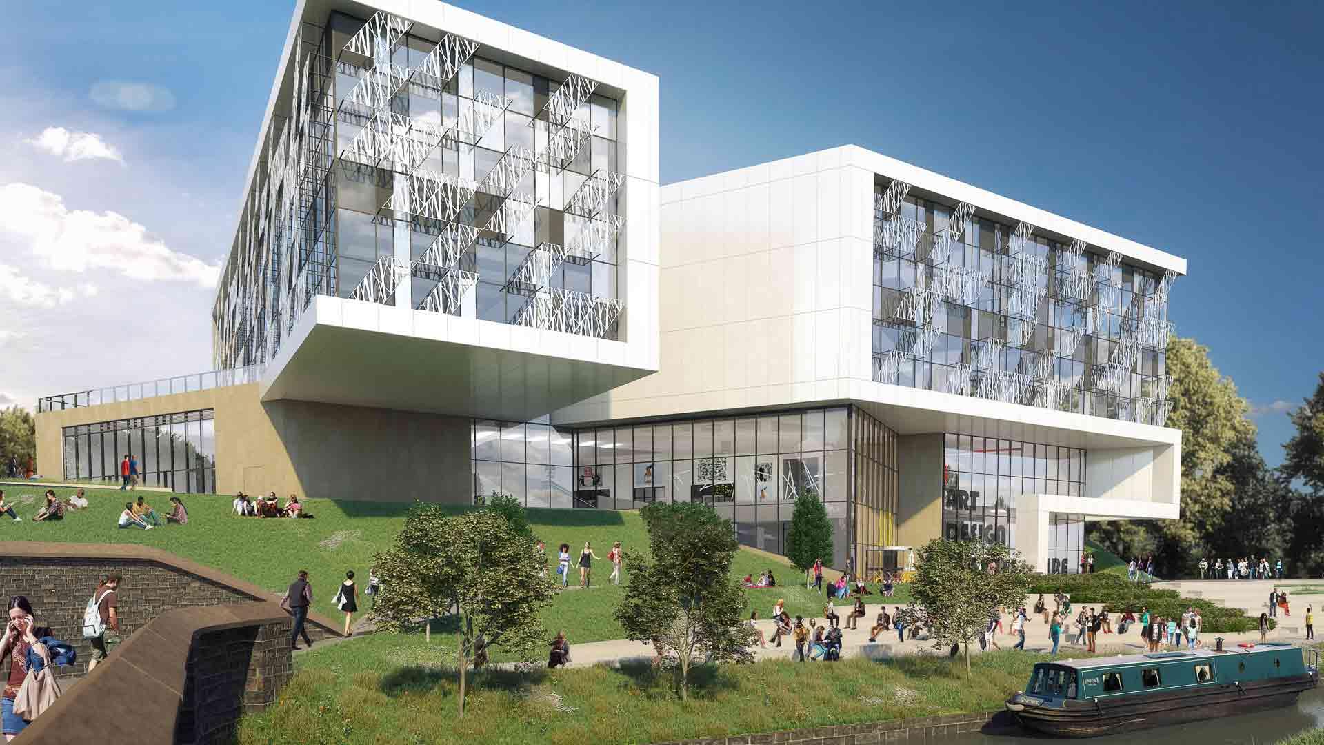 Art design and architecture university of huddersfield
