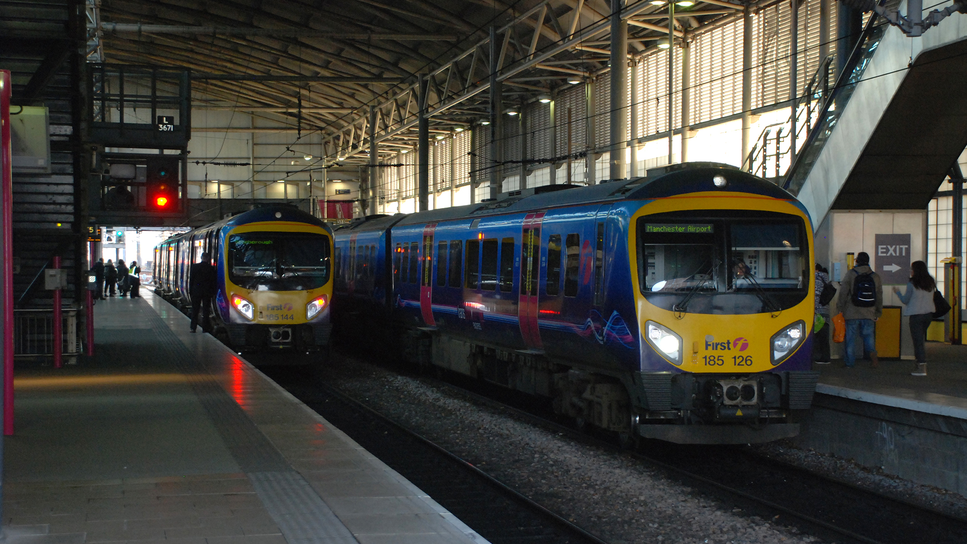 Story:  Inst of Railway Research takes key role in £92m rail tech network