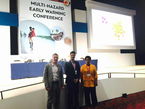 Multi-hazard Early Warning Conference