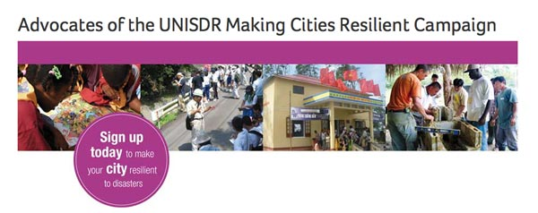 Making Cities Resilient Campaign