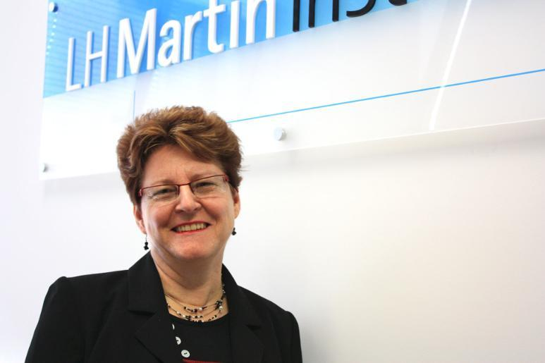 Dr Heather Davis, University of Melbourne's L.H. Martin Institute for Tertiary Education Leadership and Management.