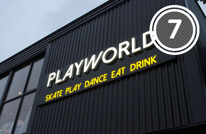Play World, located two miles from Huddersfield's town centre is a great day out.